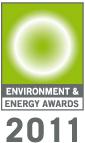 envionment & energy awards 2011