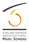 marc somers atelier espace architectural