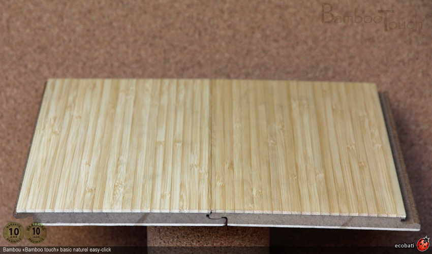 ecobati bambou basic easy click beau simple. Black Bedroom Furniture Sets. Home Design Ideas