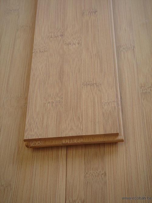 plancher bambou horizontal caramel. Black Bedroom Furniture Sets. Home Design Ideas