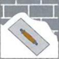 chaux hydratée pour les mortiers de plafonnage et les enduits