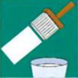 chaux hydratée pour les peintures et pour les serres