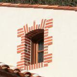 briques pressées décorations