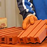 production des briques