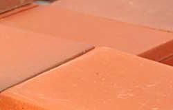 carreaux classiques en terre cuite