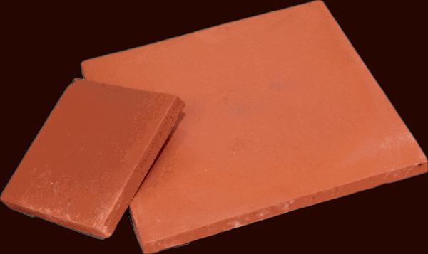 Carrelage en terre cuite pour sol ecobati for Carrelage sol terre cuite
