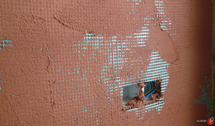 Quelles finitions pour les panneaux d 39 osb ecobati for Crepire un mur interieur
