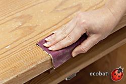 Solarine pour décaper laver préparer les surfaces à peindre