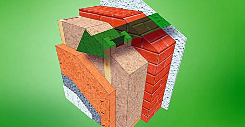 steico absorbe jusqu'a 20% d'humidité afin de protéger votre isolation et votre toiture