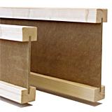 steico poutre en i. Black Bedroom Furniture Sets. Home Design Ideas