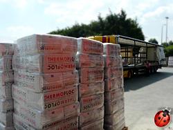 stock ecobati avec camion