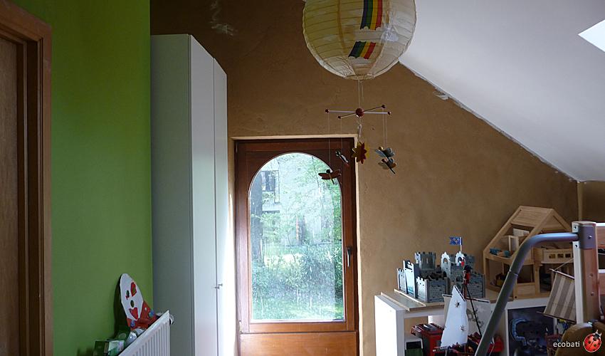L 39 argile chez bosman ecobati - Chambre froide trop humide ...