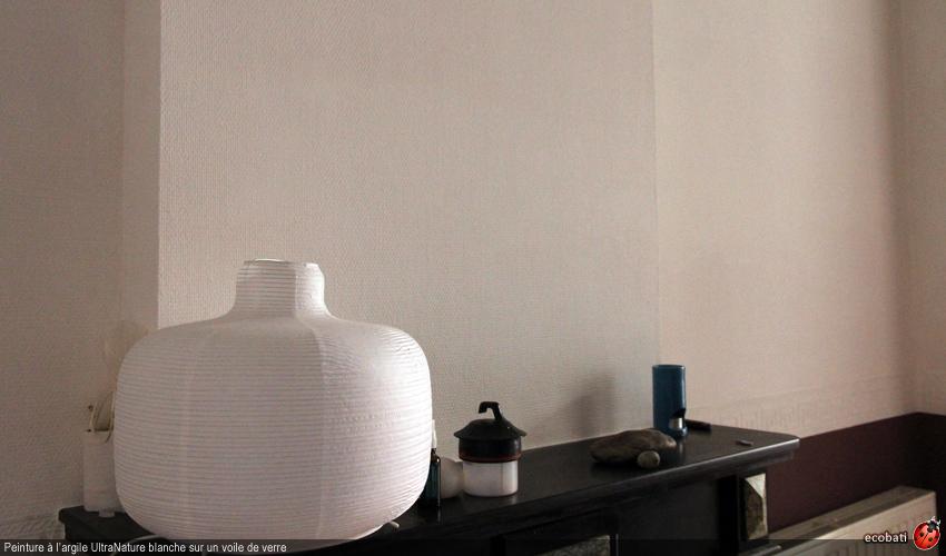 Peinture l 39 argile respirante sans solvants ecobati - Peinture tout support sans sous couche ...