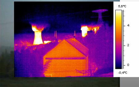 thermographie hoffman et dupont centrale électrique