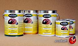 la lasure UV d'UltraNature se décline en 10 couleurs et une incolore afin de respecter la nature de votre bois