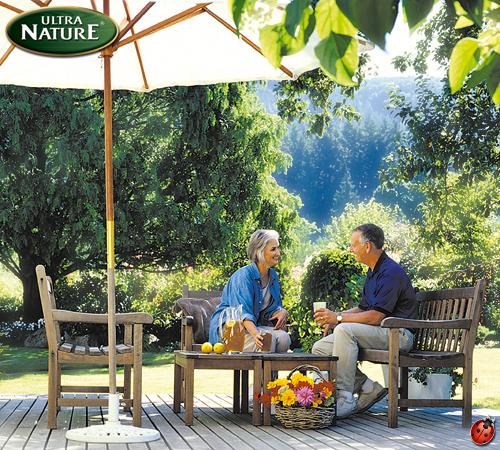 jardin avec protection ecobati