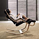 Gravity balans une chaise en apesanteur for Chaise norvegienne