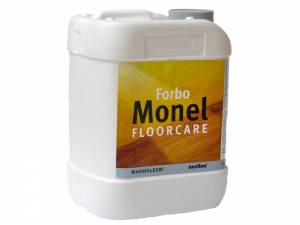 Monel - For cleaning and maintenance of Marmoleum and vinyl