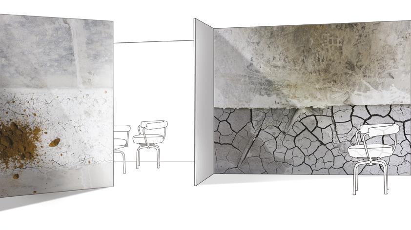 khlara digiwall rev tements muraux intiss s en digital ecobati. Black Bedroom Furniture Sets. Home Design Ideas