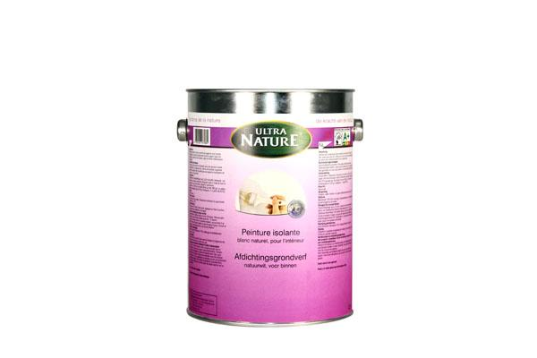 Laque isolante blanc naturel pour int rieur 457 ecobati - Peinture isolante thermique interieur ...
